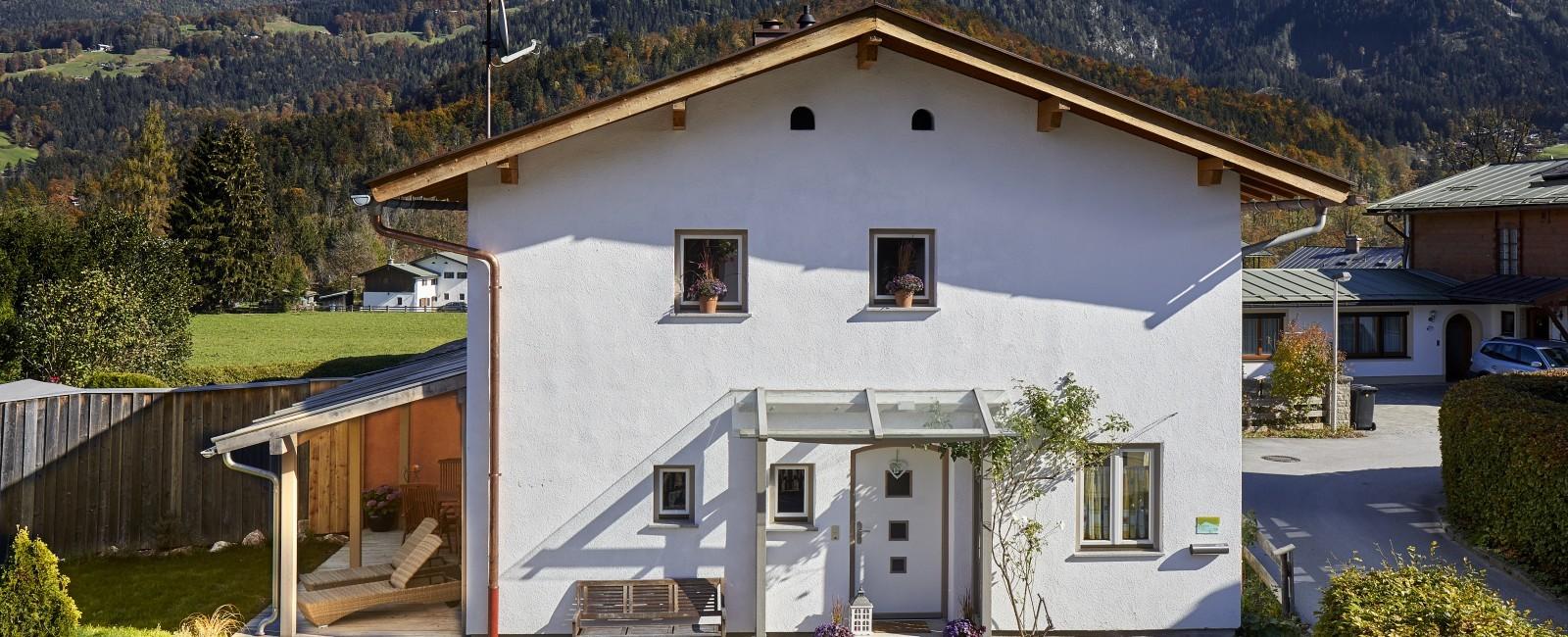 Ferienhaus Am Königssee und Watzmann
